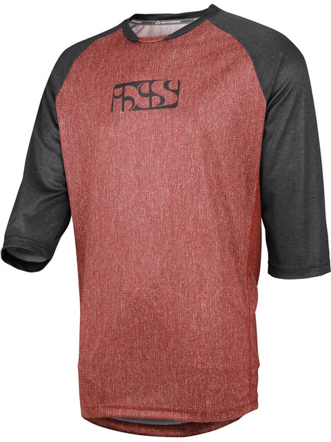 IXS Vibe 8.2 Jersey Men night red-black